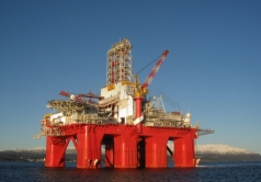KICK-OFF FOR STATOIL'S UK EXPLORATION CAMPAIGN